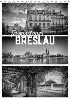 9783665583576 - Viola, Melanie: Terminplaner BRESLAU (Tischkalender 2017 DIN A5 hoch) - Buch