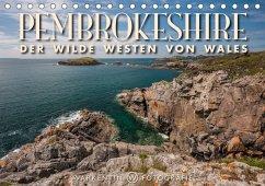 9783665583613 - Warkentin, Karl H.: Pembrokeshire - Der wilde Westen von Wales (Tischkalender 2017 DIN A5 quer) - Buch