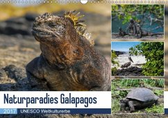 9783665583491 - Photo4emotion.com: Naturparadies Galapagos - UNESCO Weltkulturerbe (Wandkalender 2017 DIN A3 quer) - Buch