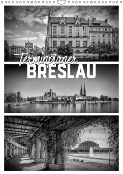 9783665583552 - Viola, Melanie: Terminplaner BRESLAU (Wandkalender 2017 DIN A3 hoch) - Buch
