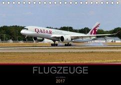 9783665583477 - Liongamer1: Flugzeuge von Airbus 2017 (Tischkalender 2017 DIN A5 quer) - Buch