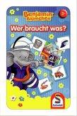 Schmidt 51408 - Benjamin Blümchen - Wer braucht was? - Reisespiel