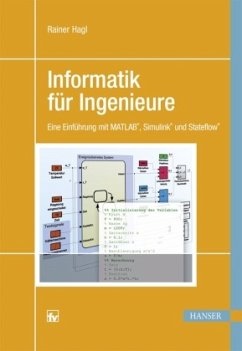 Informatik für Ingenieure - Hagl, Rainer; Zentgraf, Peter