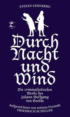 Durch Nacht und Wind (eBook, ePUB) - Lehnberg, Stefan