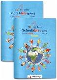 ABC der Tiere 1 - Schreiblehrgang Druckschrift, Kompakt · Neubearbeitung