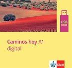 Caminos hoy A1 digital, USB-Stick / Caminos hoy