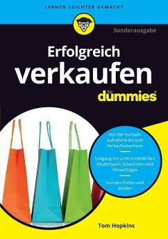 Erfolgreich verkaufen für Dummies - Hopkins, Tom
