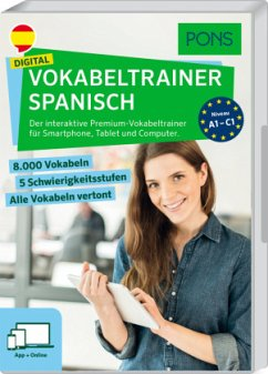 PONS Digital Vokabeltrainer Spanisch