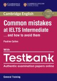 Common Mistakes at IELTS Intermediate...and how to avoid them, General Training