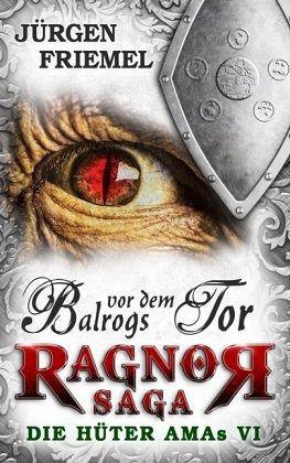 Buch-Reihe Ragnor Saga