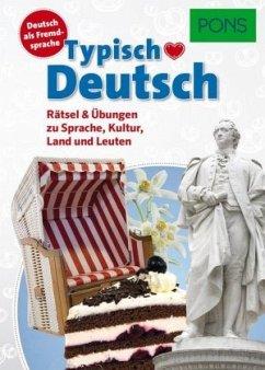 PONS Typisch Deutsch