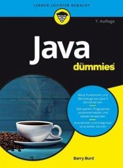 Java für Dummies - Burd, Barry