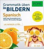 PONS Grammatik üben in Bildern Spanisch