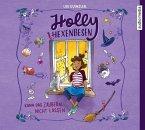 Holly Hexenbesen kann das Zaubern nicht lassen / Holly Hexenbesen Bd.1 (2 Audio-CDs)