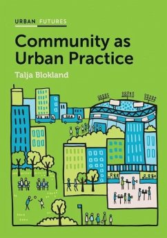 COMMUNITY AS URBAN PRAC