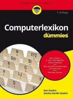 Computerlexikon für Dummies - Gookin, Dan; Gookin, Sandra Hardin