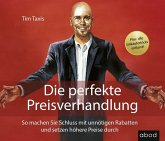 Die perfekte Preisverhandlung, Audio-CD