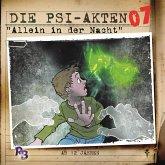 Die PSI-Akten, Folge 7: Allein in der Nacht (MP3-Download)