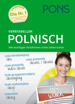 PONS Verbtabellen Polnisch