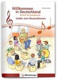 Willkommen in Deutschland - Lieder zum Deutschlernen, Schülerheft