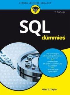 SQL für Dummies - Taylor, Allen G.