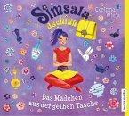 Das Mädchen aus der gelben Tasche / Simsaladschinn Bd.1 (3 Audio-CDs)