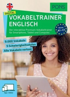 PONS Digital Vokabeltrainer Englisch
