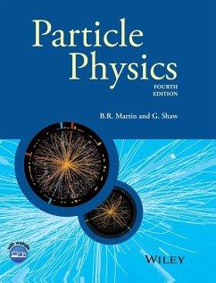 Particle Physics - Martin, Brian R.; Shaw, Graham