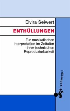 Enthüllungen - Seiwert, Elvira