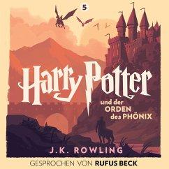Harry Potter und der Orden des Phönix (MP3-Download) - Rowling, J.K.
