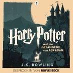 Harry Potter und der Gefangene von Askaban (MP3-Download)