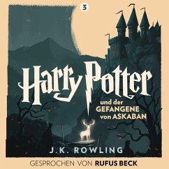 Harry Potter und der Gefangene von Askaban (MP3-Download) - Rowling, J.K.