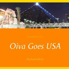Oiva Goes USA (eBook, ePUB)