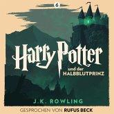 Harry Potter und der Halbblutprinz (MP3-Download)