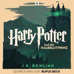 Harry Potter und der Halbblutprinz (MP3-Download) - Rowling, J.K.