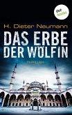 Das Erbe der Wölfin: Der zweite Fall für Johannes Clasen (eBook, ePUB)