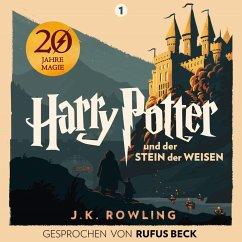 Harry Potter und der Stein der Weisen (MP3-Download) - Rowling, J.K.