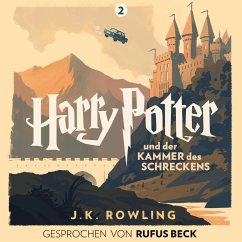 Harry Potter und die Kammer des Schreckens (MP3-Download) - Rowling, J.K.