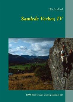 Samlede Verker, IV (eBook, ePUB) - Faarlund, Nils