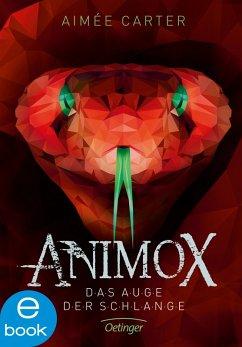 Das Auge der Schlange / Animox Bd.2