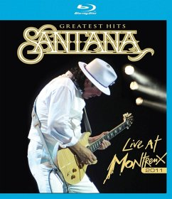 Greatest Hits: Live At Montreux 2011 (Bluray) - Santana