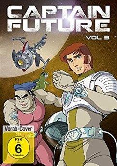 Captain Future - Vol. 3 (2 Discs)