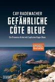 Gefährliche Côte Bleue / Capitaine Roger Blanc ermittelt Bd.4 (eBook, ePUB)
