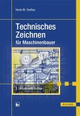 Technisches Zeichnen für Maschinenbauer (eBook, ePUB)