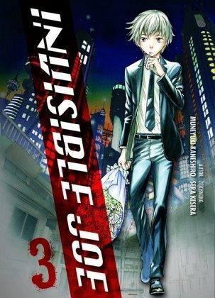 Buch-Reihe Invisible Joe
