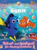 Disney Findet Dorie: Rätsel- und Spielspaß für Kindergartenkinder