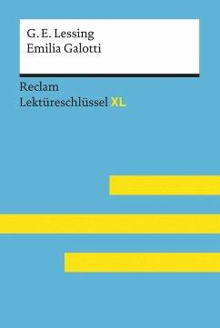 Gotthold Ephraim Lessing: Emilia Galotti - Pelster, Theodor