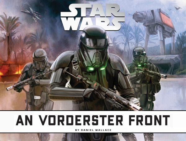Star Wars: An vorderster Front - Wallace, Daniel