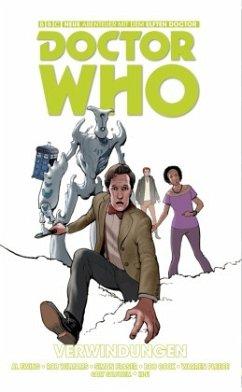 Verwindungen / Doctor Who - Der elfte Doktor Bd.3 - Ewing, Al; Williams, Rob; Fraser, Simon