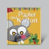 Die kleinen Bastler - Papier & Karton
